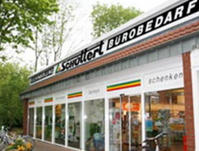 SchüttertSykes größte Buchhandlung
