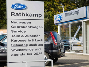 RathkampFord Autohaus in Syke