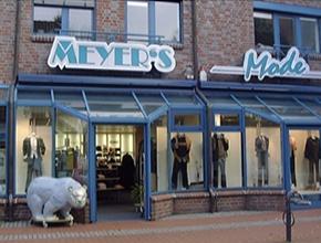 Meyers ModeModegeschäft in Syke